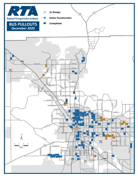 RTA Bus Pullout Graphic